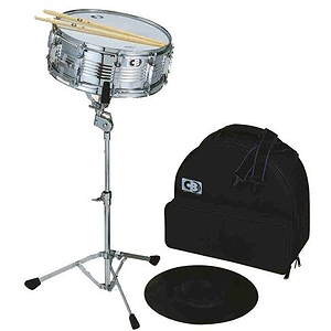 CB IS678TR Deluxe Snare Kit with Traveler Bag