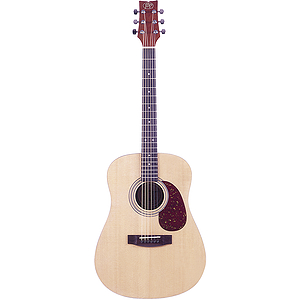 JB Player Dreadnought Acoustic Guitar