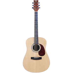 JB Player Dreadnought Acoustic Guitar - Left-handed Version