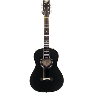 "JB Player 36"" Acoustic Guitar - Black"