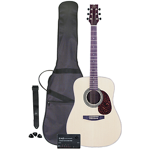 JB Player Acoustic Works Guitar Starter Pack