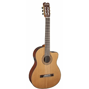 Takamine Jasmine JC-27CE Classical Nylon-string Acoustic-Electric Guitar