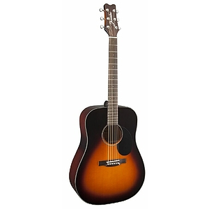 Takamine Jasmine JD-39 Dreadnought Acoustic Guitar - Sunburst