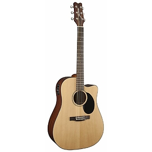 Takamine Jasmine JD-39CE Dreadnought Acoustic-Electric Guitar - Natural