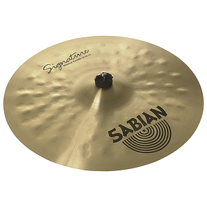 Sabian Signature Series JoJo Mayer Fierce Crash Cymbal - 18-inch