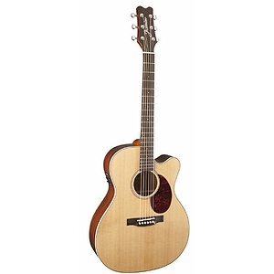 Takamine Jasmine JO-37CE Orchestra-style Acoustic-Electric Guitar