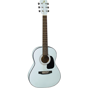 "J. Reynolds 36"" 3/4-size Acoustic Guitar - Powder Blue"