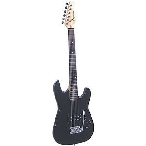 J. Reynolds 3/4-size Electric Guitar - Black