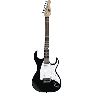 J. Reynolds Electric Guitar - Black Finish