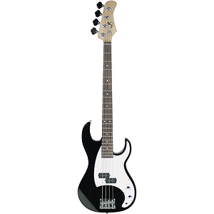 J. Reynolds JR7B Electric Bass Guitar - Black