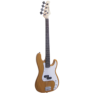 J. Reynolds JR7NH Electric Bass Guitar - Natural Honey