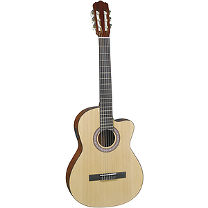 J. Reynolds JRC10E Classical Acoustic-Electric Guitar