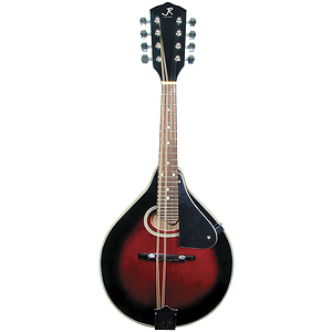 J. Reynolds JRMAN20 Mandolin - Wine Red Sunburst