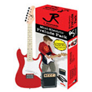 J. Reynolds Children's Electric Guitar Prelude Package - Groovy Gold