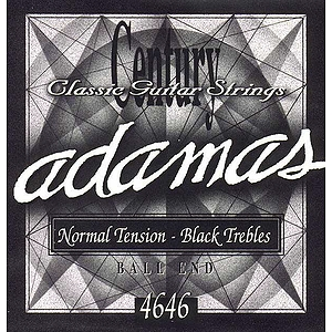 Adamas Omega Century Classical Nylon Guitar Strings - Ball end, Normal Tension, 3 Sets