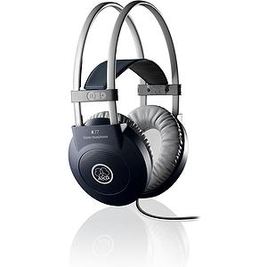 AKG K 77 Dynamic Around-ear Closed-back Headphones