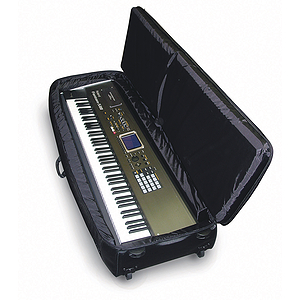 SKB KB88 Padded 88-key Keyboard Bag with Wheels