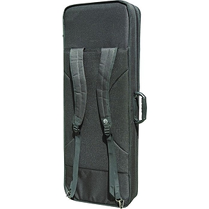 Kaces Xpress Series Polyform Acoustic Guitar Case - Black