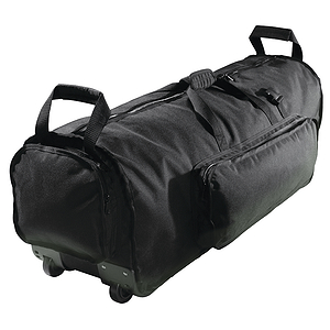 "Kaces Nylon Pro Hardware Bag - 46"" with wheels"