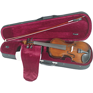 Lauren 4/4 Size Beginner Violin Kit
