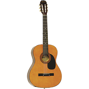 "Lauren Beginner 39"" Folk-size Steel-string Acoustic Guitar"