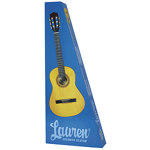 "Lauren 34"" Student Guitar - Steel Strings"