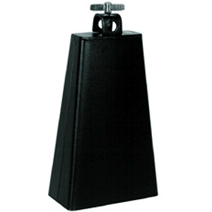 "Adam Cowbell - 6 1/2"", Black"