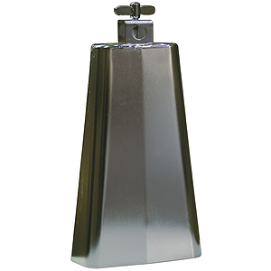 "Adam Cowbell - Large (7""), Chrome"
