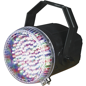 MBT Lighting LEDPAR36DMX LED Par Can - Par 36 w/DMX input