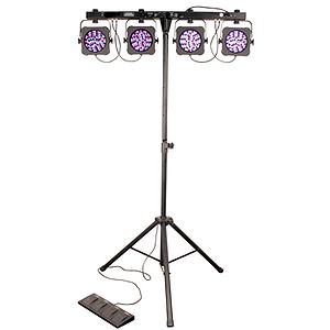 MBT LEDPARBAR Portable LED Lighting System