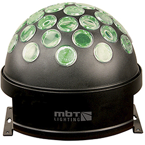MBT Lighting LED Rotostar GB LED Special Effects Light