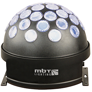 MBT Lighting LED Rotostar W LED Special Effects Light