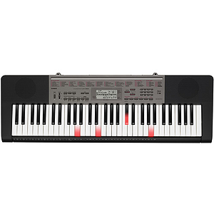 CASIO LK-165 61-Key Lighted USB Keyboard with LCD Display