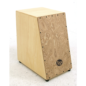 Latin Percussion LP1433 Angled Cajon