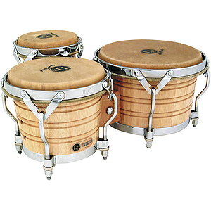 Latin Percussion LP202-AW Generation III Triple Bongo