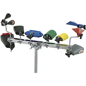 Latin Percussion LP372 Everything Rack - Drumset Mount