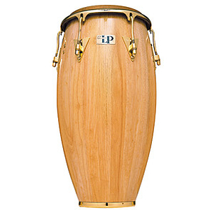 "Latin Percussion LP522X-AW 11"" Classic Quinto Conga - Natural/Gold"