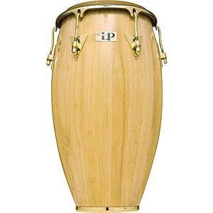"""Latin Percussion LP552X-AW Classic 12.5"""" Tumbadora Conga - Natural/Gold"""