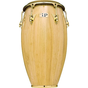 "Latin Percussion LP552X-DW Classic 12.5"" Tumbadora Conga - Dark Wood/Chrome"