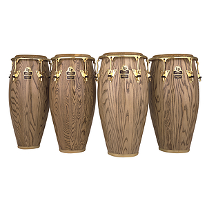 "Latin Percussion LP806Z-AW Galaxy Giovanni Series 11-3/4"" Wood Conga"