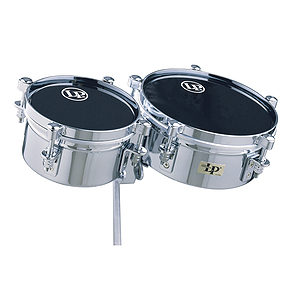 Latin Percussion LP845-K Mini Timbale Set with Clamp
