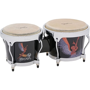Latin Percussion LPA602-SNB Aspire Santana Wood Bongos