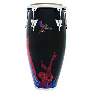 "Latin Percussion LPA622-SNB Aspire Santana 12"" Tumbadora Conga"