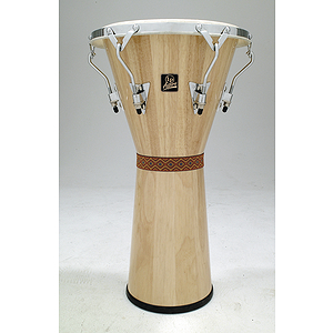 Latin Percussion Tunable Djembe - Natural finish