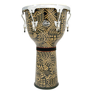 Latin Percussion LPA632-SGC Aspire Djembe - Serengeti
