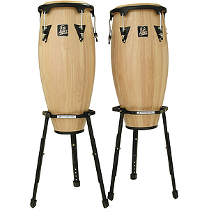 Latin Percussion LPA646B-AW Aspire Conga Set - Natural