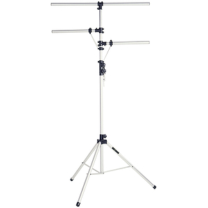 Adam Super Heavy-Duty Professional Lighting Stand - Black