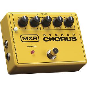 MXR Stereo Chorus Pedal
