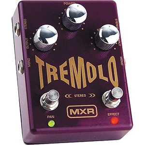 Dunlop Tremolo Stereo Effect