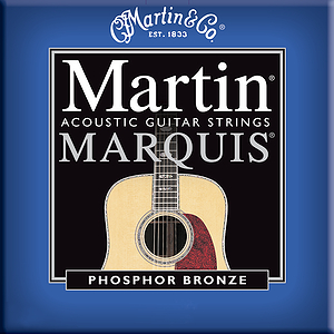 Martin 220 Classical Nylon Guitar Strings - Bronze Wound, Plain End, Regular Tension, 3 Sets